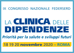 SAVE THE DATE - IX CONGRESSO NAZIONALE FEDERSERD - ROMA